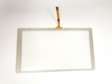 Kenwood DDX-392 DDX392 DDX 392 Touch Screen Panel Assy Genuine